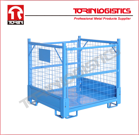 Everygreat high-quality warehouse wire mesh containers (L1180*W1140mm/OEM)