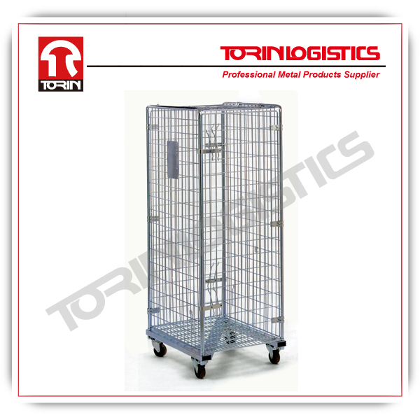 High quality logistic rolling storage containers (L720*W815 mm/OEM)